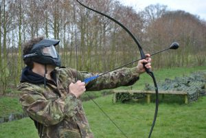 Outdoor Eindhoven - Archery Tag