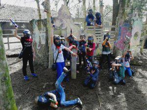 Outdoor Eindhoven - Kinderpaintball