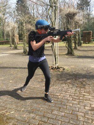 Outdoor Eindhoven - Lasergame