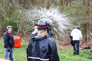 Outdoor Eindhoven - Sneeuwballengevecht