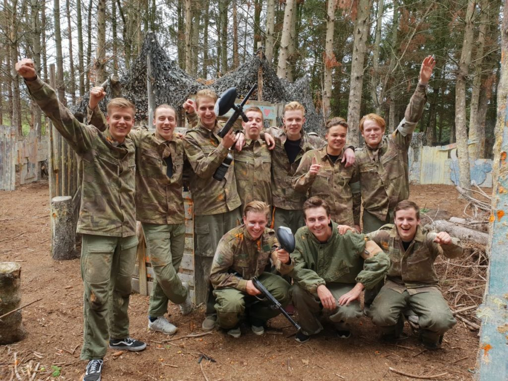 Outdoor Eindhoven - Paintball